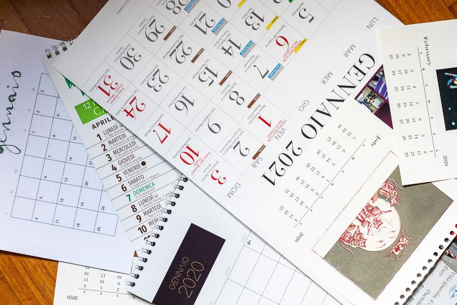 Almanacco antistress, annuario dei buoni propositi