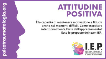 attitudine positiva